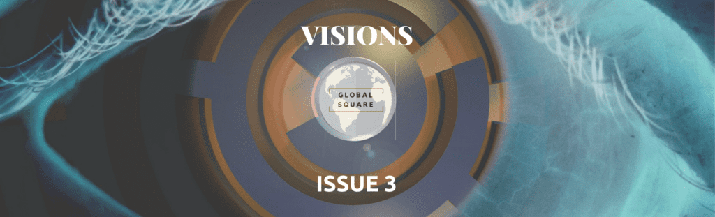 ISSUE 3 - VISIONS - Cover