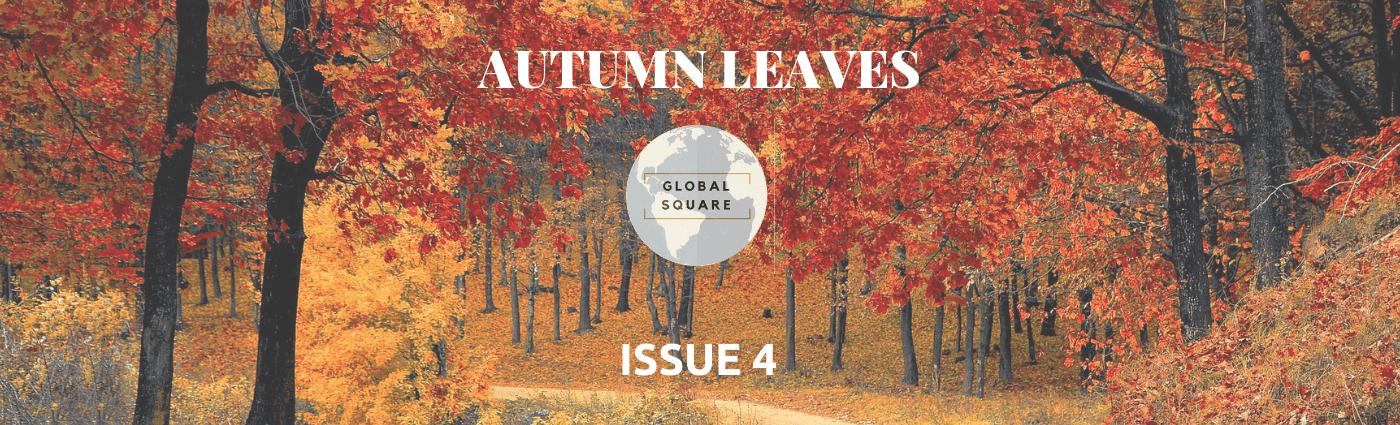 Editorial - Magazine cover